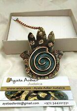 Handmade Ayala Adler Judaica  Hamsa