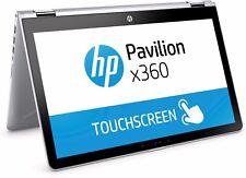 HP Pavilion x360 15-br006na Touch Convertible Laptop i3-7100U 8GB 1TB 10 1WA23EA
