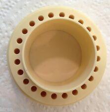 "Plastic stand for mini mandrels 3/32"" micro motor Flexshaft Saw BRUSHES ABRASIVE"