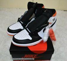 Air Jordan 1 Retro High OG Electro Orange 555088-180 Men's Size 12 In Hand