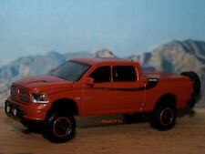 2014 DODGE RAM 1500 PICKUP TRUCK 1/64 SCALE COLLECTIBLE DIECAST MODEL  DIORAMA