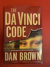 Robert Langdon: The Da Vinci Code Bk. 2 by Dan Brown (2003, Hardcover)