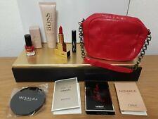 Luxus Beautypaket  Kosmetik Set Givenchy Täschen YSL Lippenstift Chanel Parfum