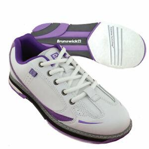 Femmes Chaussures de Bowling Curve Blanc Violet Taille 38
