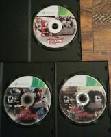 Lot of 3 Dead Island, Dead Island Riptide, Escape Dead Island Xbox 360 Disc Only