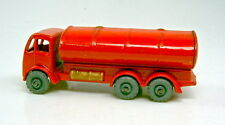 Matchbox RW 11B Petrol Tanker rot seltene goldene Tank + Grillbemalung