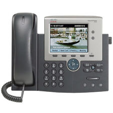 New Cisco CP-7945G Cisco Systems Unified IP Phone CP-7945G VoIP Two Line Color