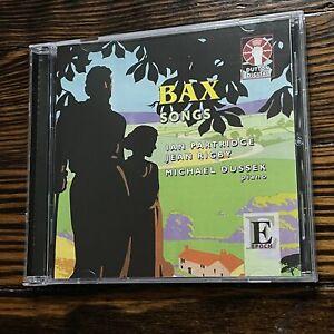 Bax: Songs (Dutton) - Ian Partridge; Jean Rigby; Michael Dussek; Bax, Arnold [..