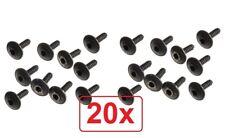 20x Wheelhouse Liner Screws 4.8x16 fender Audi 80 B4 A3 A4 A5 A6 A7 VW N90775001