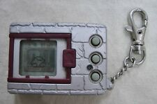 RARE 1997 Digimon Adventure Pendulum Ver.4 D-1 SPECIAL Silver & Red Bandai F/S