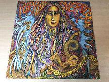 EX/EX!!! violet Surdosage/solennel Visions/1996 Pegasus GATEFOLD LP