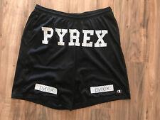 PYREX SHORTS BLACK LARGE