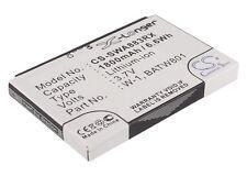 Li-ion Battery for Sierra-Wireless W-1 1201883 Aircard 754S Overdrive Pro Elevat