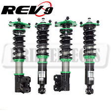 R9-HS2-020 Hyper-Street 2 Coilovers Camber Plates Suspension For Mirage 1997-01