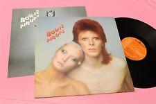 DAVID BOWIE LP PIN UPS ORIG FRANCIA 1973 EX CON INSERTO !!!!!!!!!!!!!!!!!!!