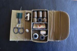 Vintage WW2 Military Sewing Kit
