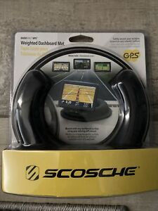 Scosche Weighted Car Dashboard Mat (dash mat GPS)
