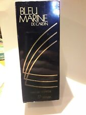 BLEU MARINE DE CARDIN EAU DE TOILETTE 118 ML!!NOT VAPO!!RARE AND VINTAGE