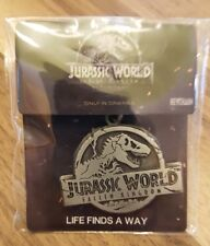 JURASSIC WORLD: FALLEN KINGDOM Fan Exclusive Collectors Key-chain with Stickers