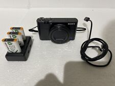 Sony Cyber-shot RX100 V 20.1MP Digital Camera - READ DESCRIPTION