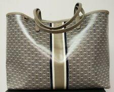 Tory Burch Gemini Link Ladies Large Canvas Tote Handbag 33801048