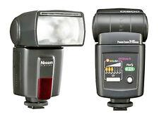 Nissin Di 600 flash lampeggiatote attacco fotocamera digitale Nikon, 44 NG