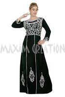 TUNISIAN CULTURAL WALIMA GOWN FRENCH SOIREE ROBE COCKTAIL PARTY FARASHA 6602