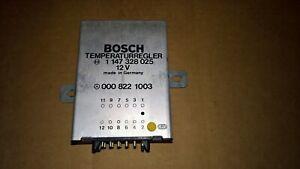 1987 Mercedes Benz 560SL R107 AC Temperature Regulator 0008221003 BOSCH