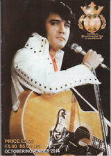 ELVIS PRESLEY : Official Fan Club MAGAZINE -October 2014-
