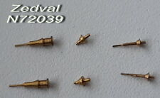 1/72  ZEDVAL_N72039 Antenna inputs for Russian, Soviet armored vehicles.