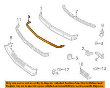 GM OEM-Bumper Trim-Impact Strip 15574113