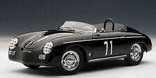 1/18 Autoart Porsche 356 a Speedster Noir #71 Steve McQueen