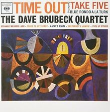 Time Out - Dave Brubeck 888750985521 (SACD Used Very Good)