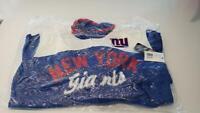 NFL New York Giants Jacket Zipper XL Brand New! ****ON SALE*****
