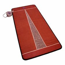 MediCrystal FIR Amethyst Mat - Ion Infrared Heating Pad - Professional 31x72