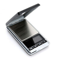 Mini Electronic Pocket Digital Jewelry Weighing Scale 0.01/0.1g Weight 200g 500g