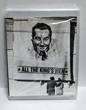 ALL THE KING'S MEN (1949) Twilight Time ~ Blu Ray Broderick Crawford ~ NEW