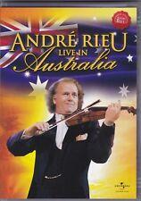 Andre Rieu - Live In Australia - DVD (Region 4 PAL)
