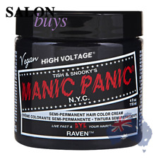 Manic Panic High Voltage Raven Classic Hair Color 118ml