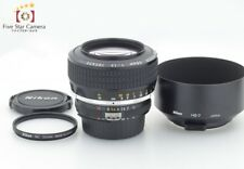 Excellent+++!! Nikon Ai-S Noct-NIKKOR 58mm f/1.2 from Japan