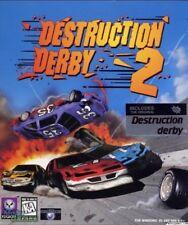 DESTRUCTION DERBY 2 PC +1Clk Windows 10 8 7 Vista XP Install