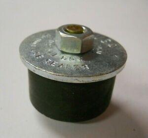 "1-3/8"" 35mm Rubber Expansion Plug/Rubber Freeze Plug/ Exhaust Pressure Test Plug"