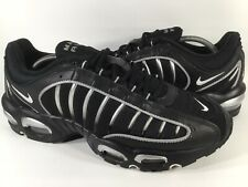 Nike Air Max Tailwind 4 Black Silver Reflective White Size 12 Rare AQ2567-003