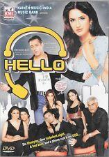 HELLO - SALMAN KHAN, KATRINA KAIF - NEW BOLLYWOOD DVD - MULTI SUBTITLES