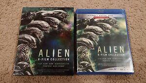 Alien 6-Film Collection (Blu-ray 6-Disc Set) No Digital