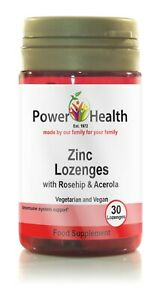 Power Health Oral Zinc Lozenges | Immune System | 475+ SOLD