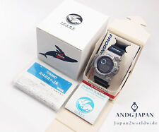 G-SHOCK GW-200K-2JR FROGMAN LOVE THE SEA AND THE EARTH 2001 Dolphine & Whale