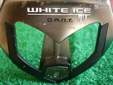 """Odyssey White Ice D.A.R.T. 34"""" Heel-shafted right-handed Putter"""