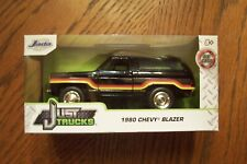 JADA JUST TRUCKS 1980 CHEVY BLAZER 1/32 SCALE