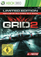GRID 2 II - Limited Edition für XBOX 360 | Race Driver | NEUWARE | DEUTSCH!